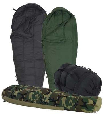 Used MOD 3 Sleeping Bag System
