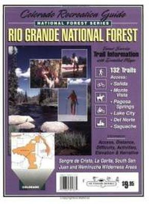 Colorado National Forest Recreation Guide Series