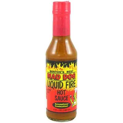 Mad Dog Liquid Fire