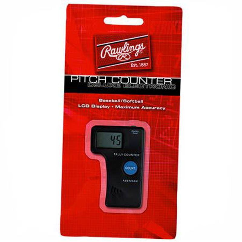 Deluxe Electronic Pitch Counter