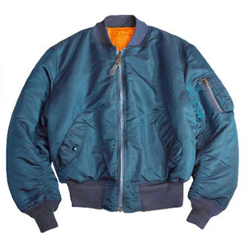 Ma- 1 Nylon Flight Jacket