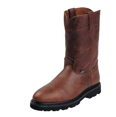 Men's 10in Wellington Steel Toe Work Boot