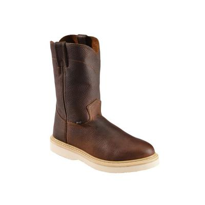 Men's Wedge Sole Work Boot