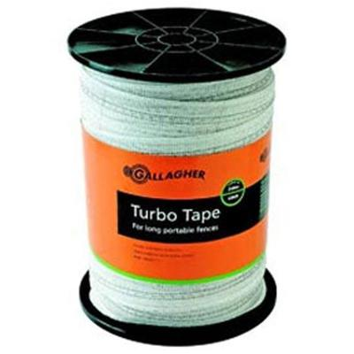 Turbo Tape White 1-1/2 inch