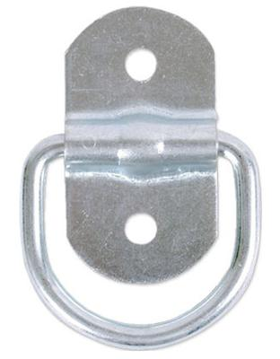 D-Ring 1-1/8  X 1-1/8  with Bracket - Bolt On