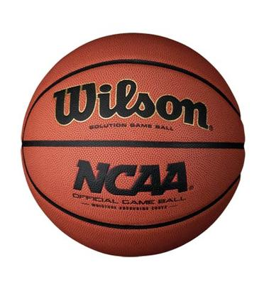 Wilson Solution NCAA Game Basketball