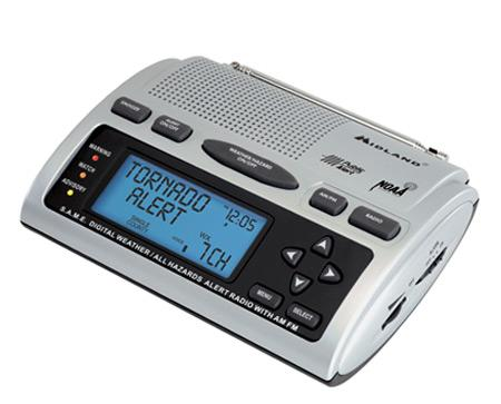 Wr- 300 Desktop Weather Radio