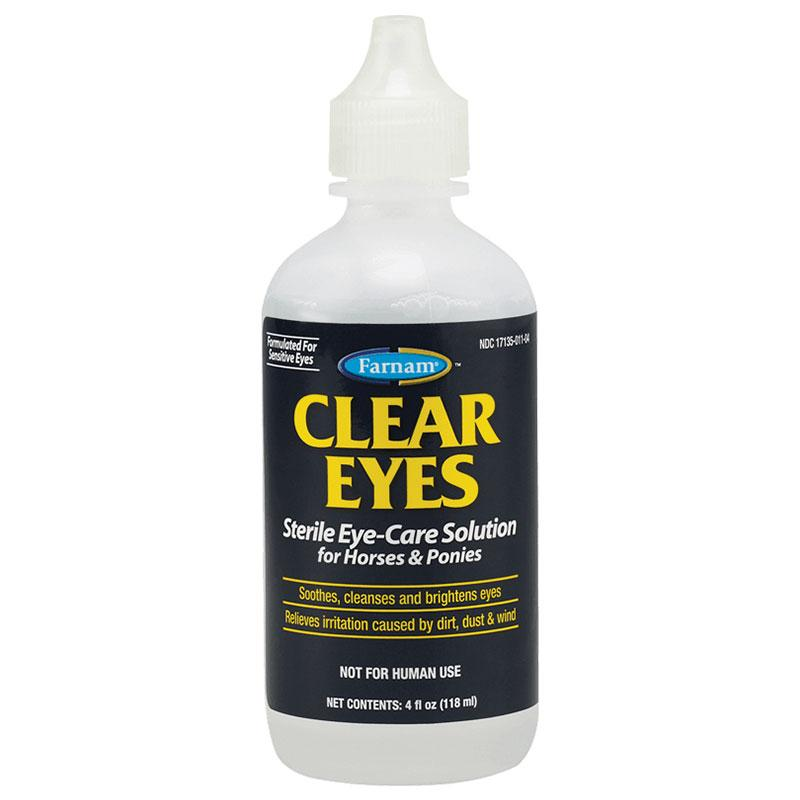 Clear Eyes Sterile Eye- Care Solution - 4 Oz
