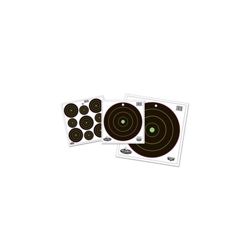 Dirty Bird Multi- Color Splattering Targets