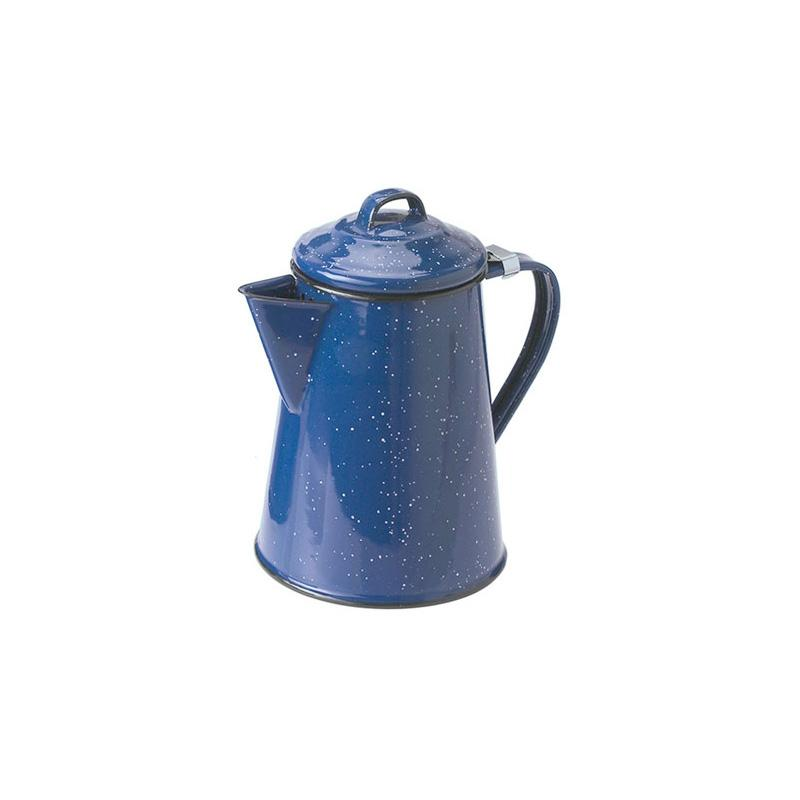 Enamelware Coffee Pot - 6 Cup