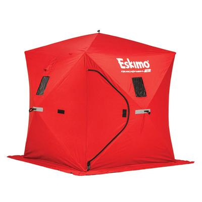 Eskimo Portable Pop-up Ice Shelter Quickfish 2