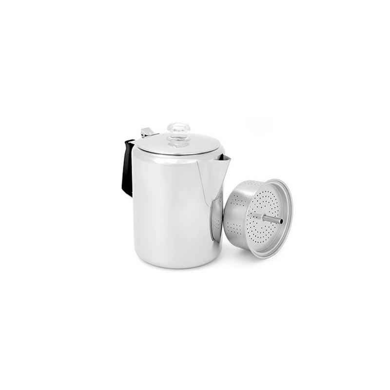 Glacier Stainless Percolator Coffee Pot