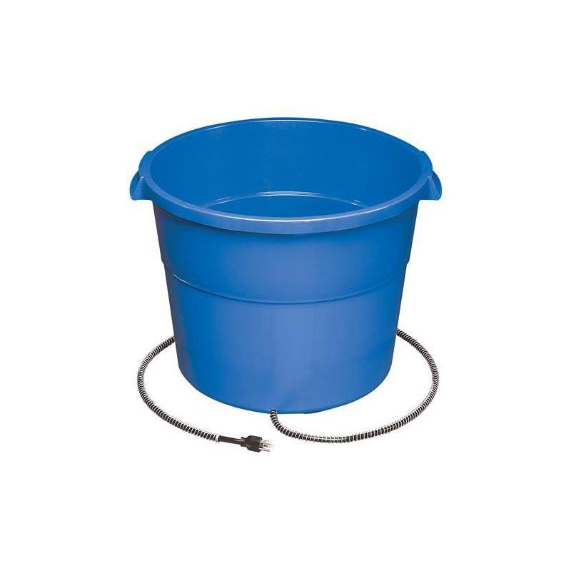 Heated Bucket 16 Gal