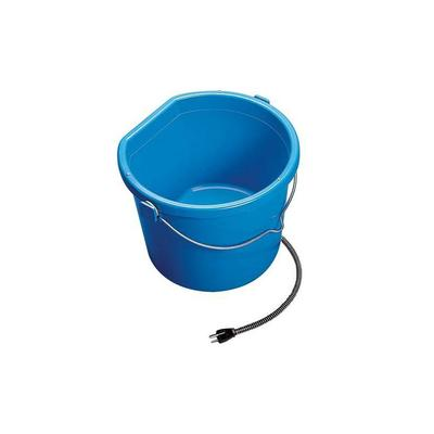 Flatback Heated Bucket