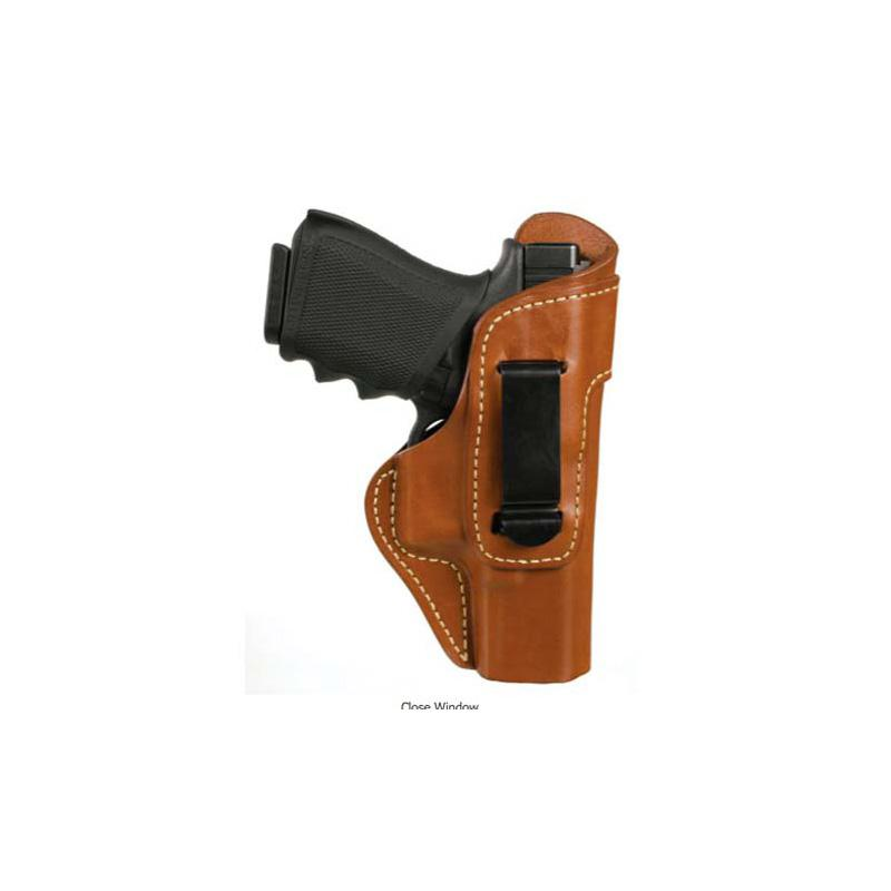 Inside- The- Pants With Clip Holster Glock