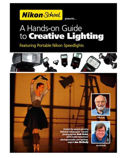 Nikon A Hands- On Guide To Creative Lighting Dvd