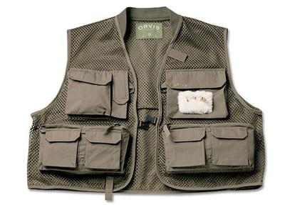Clearwater Mesh Fishing Vest