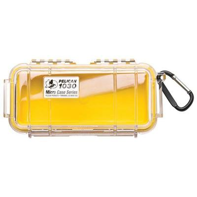 Pelican Micro Case 1030 Yellow