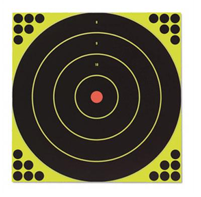 ShootNC Self-Adhesive 17.75 Bull's-Eye Pack