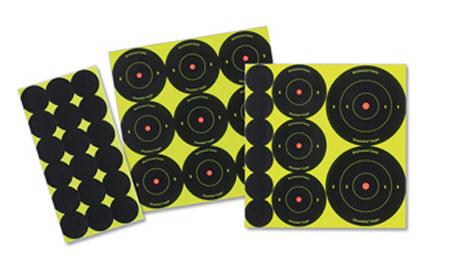 Shootnc Targets 2 Assorted Bull's- Eye Packs