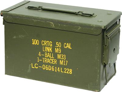 Ammo Can - 50 Caliber