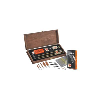 Cleaning Kit Universal With Wood Case