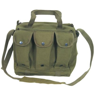 Canvas Magazine Bag