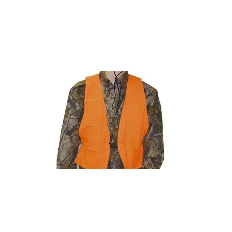 Magnum Blaze Orange Safety Vest