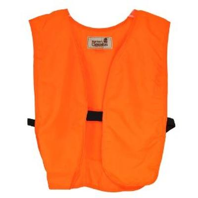 Safety Vest Adult Blaze Orange