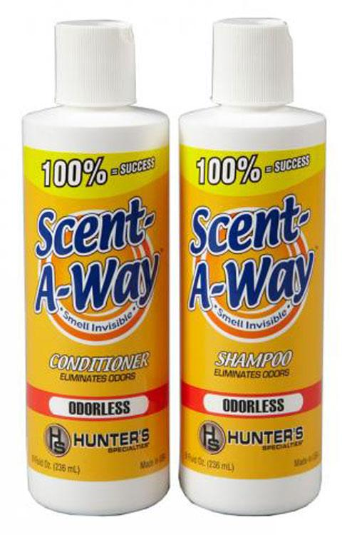 Hunter's Specialties Saw Shampoo/Conditioner Combo Pack
