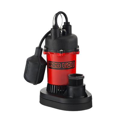 Thermoplastic 1/3 HP Sump Pump