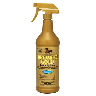 Companies Bronco Gold Equine Fly Spray 32 oz