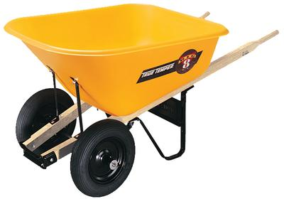 Poly Wheelbarrow - 8 Cubic Foot