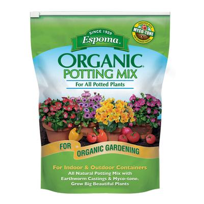 Organic Potting Mix 4 qt