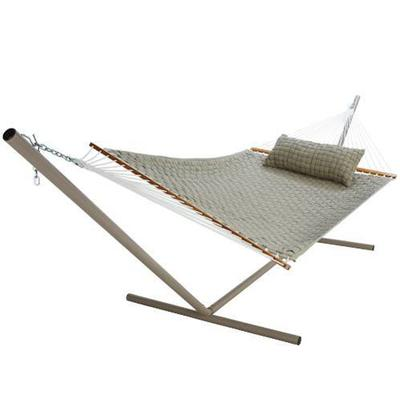 Flax Soft Weave Hammock - Large