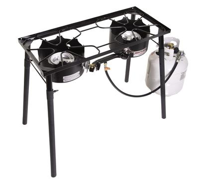 Pioneer Two Burner Stove