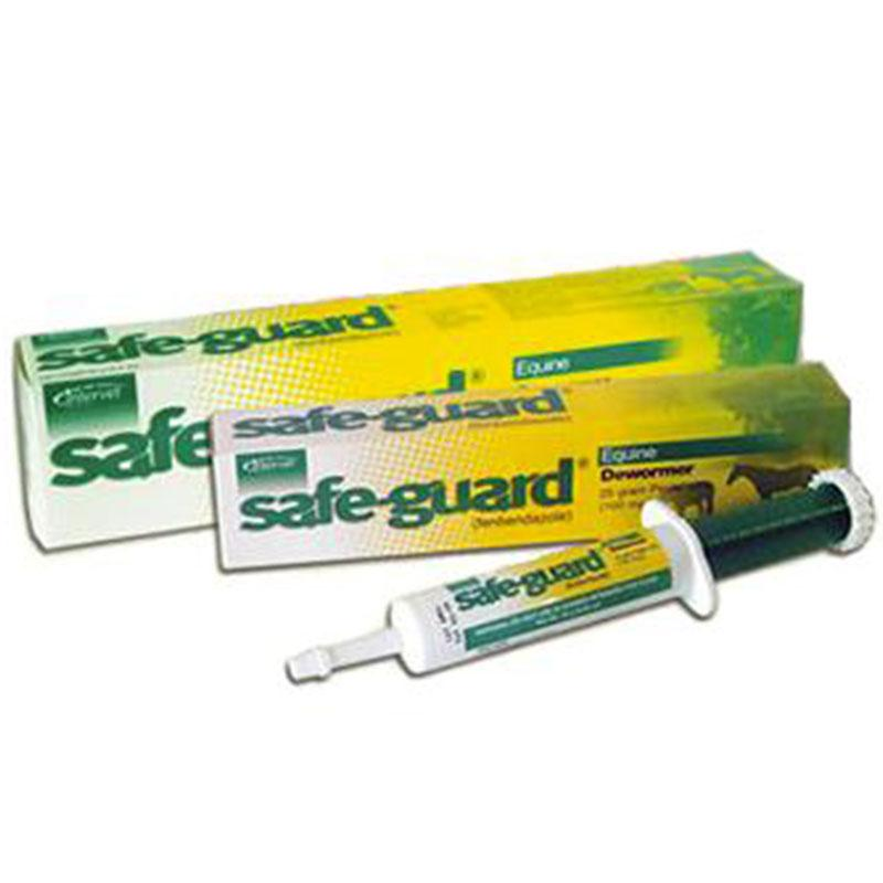 Safe- Guard 25 Gram Equine Dewormer