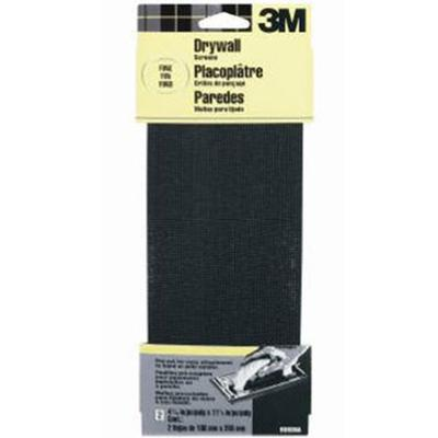 Fine Waterproof Silicon Carbide Sanding Screen (2 Pack)