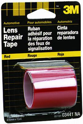 Red Lens Repair Tape