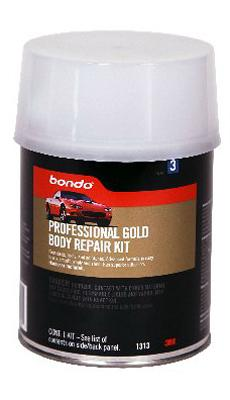 Bondo Professional Gold Body Repair Kit - 1 Qt