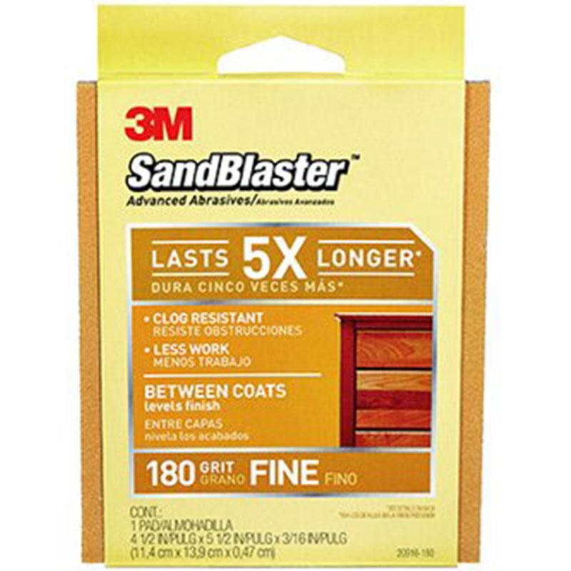 Sandblaster Between Coats Sanding Pads 180- Grit