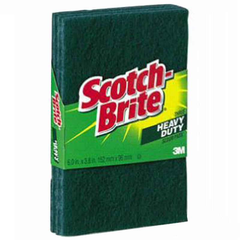 Scotch- Brite Heavy Duty Scour Pad (3 Pack)