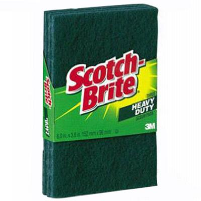 Scotch-Brite Heavy Duty Scour Pad (3 Pack)