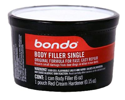 Bondo Single Use Body Filler - 6 Oz.