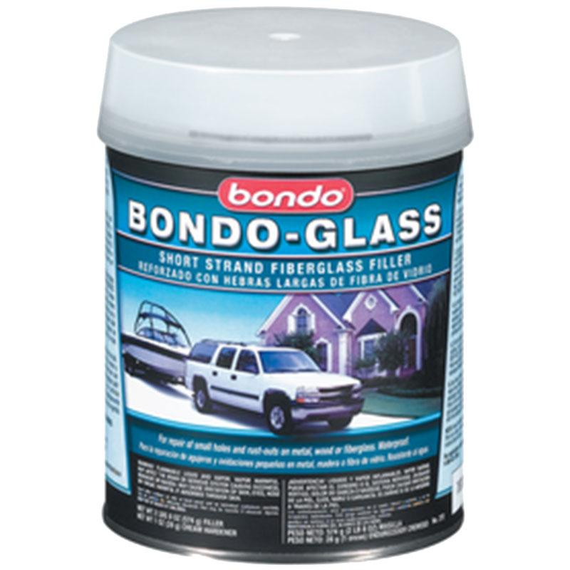 Bondo- Glass Reinforced Filler - Quart