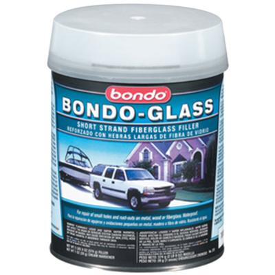 Bondo-Glass Reinforced Filler - Quart