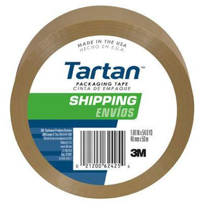 Tartan Shipping Packaging Tape
