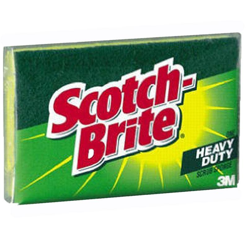 Scotch- Brite Heavy Duty Scrub Sponge
