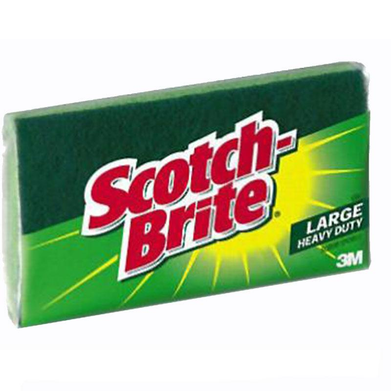 Scotch- Brite Large Heavy Duty Household Scrub Sponge