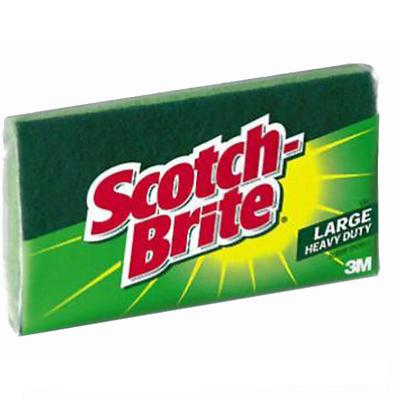 Scotch-Brite Large Heavy Duty Household Scrub Sponge